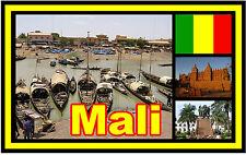 MALI (WEST AFRICA) - Negozio di souvenir novità Magnete del frigorifero - NUOVO
