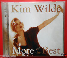 cd kim wilde more of the best love blonde house of salome dancing in the dark gq