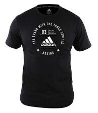 Adidas Boxeo Camiseta Adulto Entrenamiento Top Hombre Mujer Gimnasio S M L