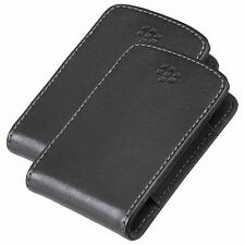 100 Genuine BlackBerry Bold 9700 9780 Curve 9360 Tour 9630 Leather Pouch Case