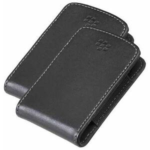 100% Genuine BlackBerry Bold 9700 9780 Curve 9360 Leather Pocket Case Pouch