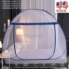 Us Large Folding Mosquito Net Tent Canopy Curtains Outdoors Home Travel Camping