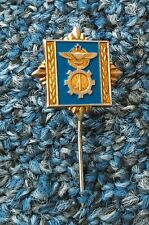 HIGHEST MILITARY SCHOOLS in YNA, AIR FORCE HIGHER TECHNICAL ACADEMY 1970s, pin