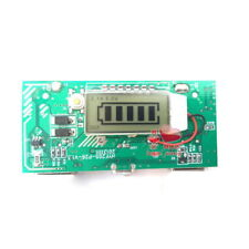 3.7V Li-ion thium 18650 Battery Charger Power Module 5V 2A Dual USB LCD Display