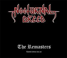 Nocturnal Breed - The Remasters - Limited 5CD Boxset - OVP