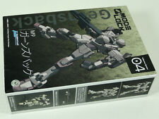 FULL METAL PANIC TSR - M9 GERNSBACK - PLASTIC MODEL KIT - 2005 - MODELOCK - NEW