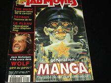 MAD MOVIES Magazine°SEPTEMBER 1994 No.91<>FRANCE (FRENCH) MAG<> MANGA