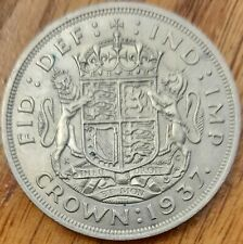More details for king george vi coronation crown - 1937 - uncirculated condition