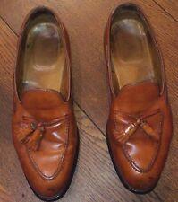 Alden's Men's Loafer Brown Tassel 10.5 B/D