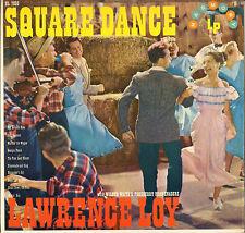 "LAWRENCE LOY / WILBUR WAITE'S POKEBERRY PROMENADERS ""SQUARE DANCE"" 50'S LP"