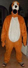 Costume Carnevale Adulto Unisex - CANE BASSOTTO - taglia L - Peluche