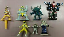 Vintage Mighty Morphin Power Rangers PVC Figure Figurine Lot 90s 2000's