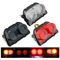 Integrated LED Tail Light Turn signals For HONDA CBR250 CBR400 NSR250SP NSR250SE