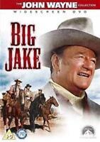 BIG JAKE JOHN WAYNE RICHARD BOONE MAUREEN O'HARA PARAMOUNT UK REGION 2 DVD L NEW
