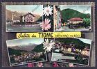 TRENTO TIONE DI TRENTO 06 SALUTI da... VEDUTINE Cartolina FOTOGR. viaggiata 1960