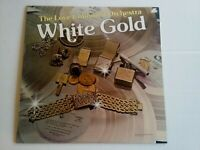 LOVE UNLIMITED ORCHESTRA White Gold ORIGINAL 1974 UK VINYL LP BARRY WHITE SOUL