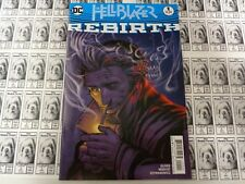 Hellblazer Rebirth (2016) DC - #1, Saves London, Oliver/Moritat, NM