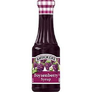 Smucker's Boysenberry Pancake Syrup