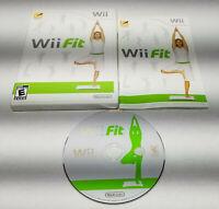 Wii Fit (Wii, 2008) RVL P RFNE USZ Variant Complete CIB