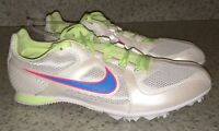 NIKE Zoom Rival MD Multi Use Middle Distance Track Spikes Shoes NEW Womens 5.5 7