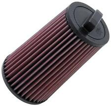 K&N Hi-Flow Performance Air Filter E-2011 fits Mercedes-Benz C-Class C 160 Ko