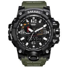 Military Digital watch  shockproof 50-meter waterproof