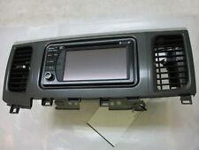 2014 Toyota Sienna Navigation CD Player HD Radio OEM NSCD-W12U YY111
