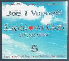 JOE T. VANNELLI SUPALOVA CLUB COMPILATION  5 CD F.C. SIGILLATO!!!
