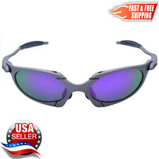 Romeo X-Metal Sunglasses Amethyst Iridium - Metal Frames for Oakley Lenses - USA