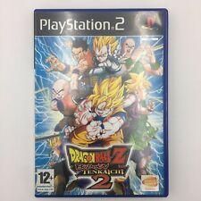 Jeu PS2 Playstation 2 PAL - DBZ Dragonball Z Budokai Tenkaichi 2