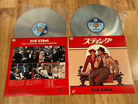 THE STING SF098-0106 JAPAN Ver LaserDisc LD
