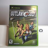 Outlaw Golf  ( Original Xbox ) TESTED