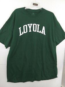 Loyola University Baseball Cap & T-shirt Combo Men's 2XL NEW