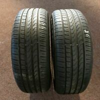 2x Pirelli Scorpion Verde MO 235/55 R19 101V DOT 2618 7 mm Reifen