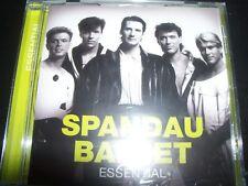 Spandau Ballet Essential Very Best of Greatest Hits (Australia) CD - New
