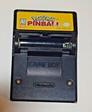 Pokemon Pinball Nintendo Gameboy Color Cartridge
