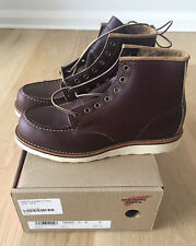 """BNIB Red Wing Classic 6"""" Moc Boot Oxblood Mesa Sz UK8/US9 From End Clothing"""