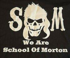 Ricky Morton School Of Morton We Are School Of Morton XL T-Shirt, Tennessee, NWA