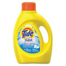 MOT Simply Clean & Fresh Laundry Detergent, Refreshing Breeze, 100oz Bottle, 4
