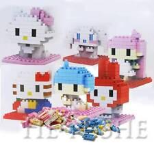 6 Sets of LOZ Diamond Blocks Nano Mini Building Blocks Building Toys