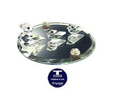 "[NEW] ""Duck Pond"" Austrian Crystal Figurine"