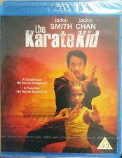 THE KARATE KID (BLU-RAY, 2011) STARRING JACKIE CHAN & JADEN SMITH *NEW & SEALED*