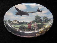 Royal Doulton Collectors Plate - Heroes of the Sky - Hampden Morning Exercise