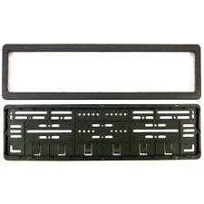 CAR Number Plates Frame - (number plates holders)-Front and Back