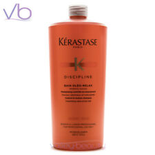 KERASTASE Discipline Bain Oleo-Relax, 1000ml For Voluminous and Unruly Hair