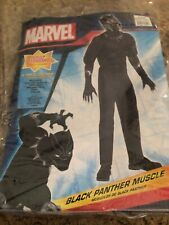 Marvel Black Panther Muscle Costume-Adult Standard