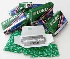LORD Classic 200 Stainless Double Edge Razor Blades