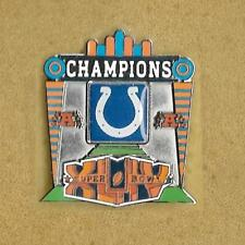 INDIANAPOLIS COLTS NFL FOOTBALL SUPER BOWL XLIV CHAMPIONS OFFICIAL PIN