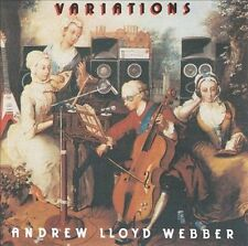 Variations, LLOYD WEBBER,ANDREW, Good Cast Recording,Import