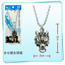 FINAL FANTASY 7 COLLANA CLOUD ADVENT CHILDREN NECKLACE COSPLAY CIONDOLO TIFA #1